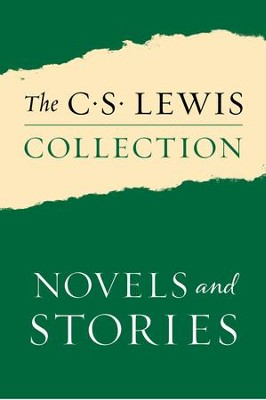 Complete Adult Fiction of C.S. Lewis: Letters to Malcolm; The Dark Tower; Till We Have Faces; The Screwtape Letters; Great Divorce; Out of the Silent Planet; Perelandra; That Hideous Strength; The Pilgrim's Regress - eBook  -     By: C.S. Lewis