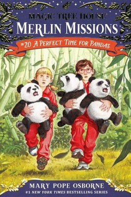 Magic Tree House #48: A Perfect Time for Pandas  -     By: Mary Pope Osborne     Illustrated By: Sal Murdocca