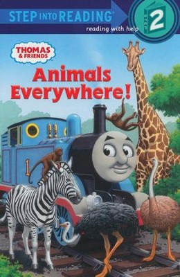 Animals Everywhere, Thomas & Friends  -     By: Rev. W. Awdry     Illustrated By: Richard Courtney