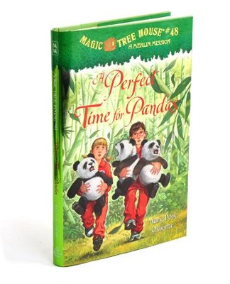 Magic Tree House #48: Perfect Time for Pandas   -     By: Mary Pope Osborne