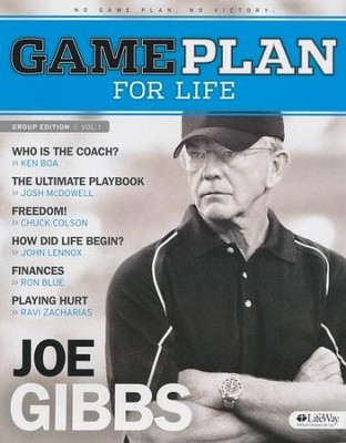 Game Plan for Life Member Book  -     By: Joe Gibbs