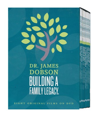 Building a Family Legacy, Complete Set   -     By: Dr. James Dobson