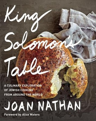 King Solomon's Table: A Culinary Exploration of Jewish Cooking from Around the World - eBook  -     By: Joan Nathan