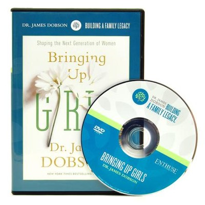 Bringing Up Girls DVD   -     By: Dr. James Dobson