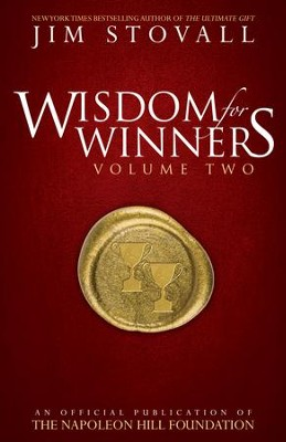Wisdom For Winners: Volume Two - eBook  -     By: Jim Stovall