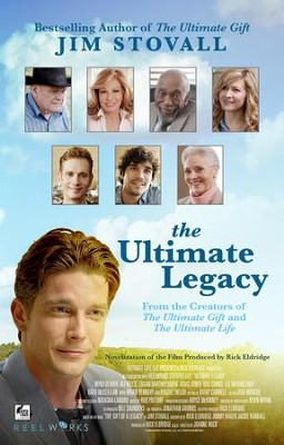 The Ultimate Legacy: From the Creators of The Ultimate Gift and The Ultimate Life - eBook  -     By: Jim Stovall