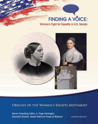Origins of the Women's Rights Movement - eBook  -     By: LeeAnne Gelletly