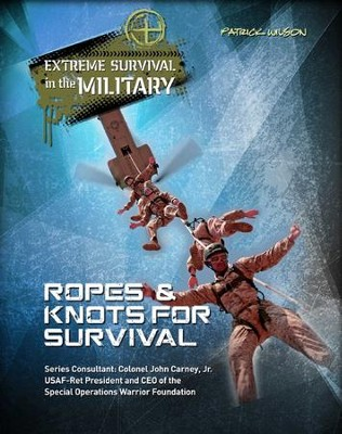 Ropes & Knots for Survival - eBook  -     By: Patrick Wilson