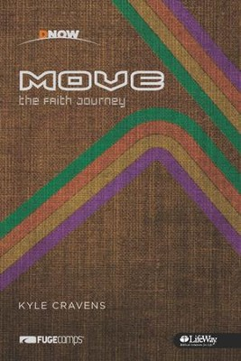 Move: The Faith Journey, Member Book  -     By: Kyle Cravens