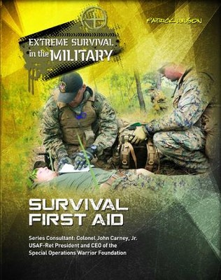 Survival First Aid - eBook  -     By: Patrick Wilson