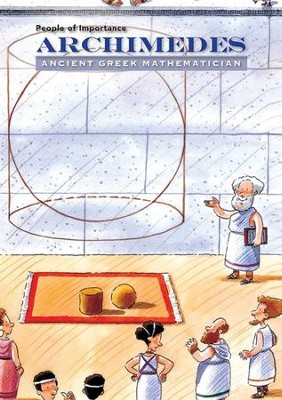 Archimedes: Ancient Greek Mathematician - eBook  -     By: Susan Keating