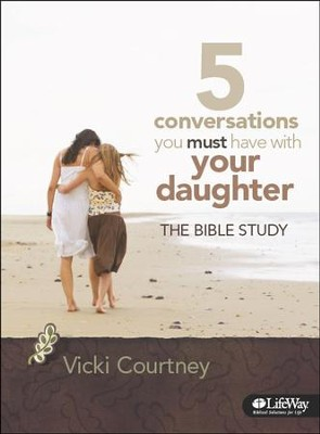 5 Conversations You Must Have With Your Daughter: The Bible Study, DVD Leader Kit  -     By: Vicki Courtney