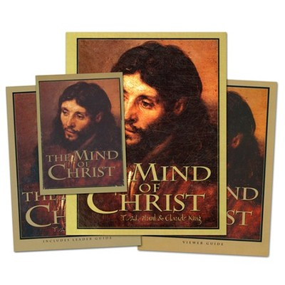 Mind of Christ, Revised, DVD Leader Kit  -     By: T.W. Hunt, Claude V. King