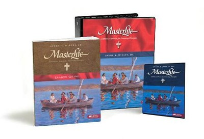 MasterLife Set: Adult Edition, DVD Leader Kit  -     By: Avery T. Willis Jr.