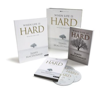 When Life is Hard: Turning Your Trials into Gold, DVD Leader Kit  -     By: James MacDonald