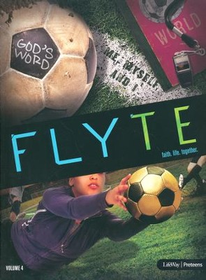 FLYTE faith.life.together: Volume 4, DVD Leader Kit  -     By: LifeWay Church Resources