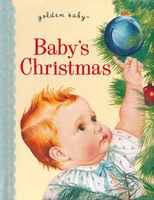 Baby's Christmas  -     By: Esther Wilkin     Illustrated By: Esther Wilkin