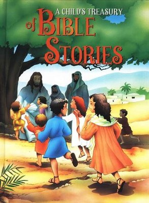 A Child's Treasury of Bible Stories   -     By: Van Gool
