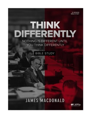 Think Differently DVD Leader Kit  -     By: James MacDonald