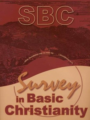 Survey in Basic Christianity  -     By: O.J. Gibson