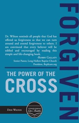 Forgiven: The Power of the Cross - eBook  -     By: Don Wilton