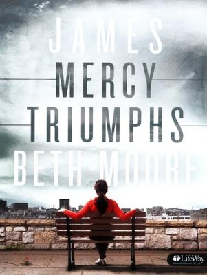 James: Mercy Triumphs--Member Book  - Slightly Imperfect  -     By: Beth Moore