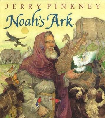 Noahs Ark Jerry Pinkney 9781587172014