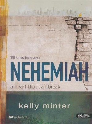 Nehemiah DVD Leader Kit: A Heart That Can Break  -     By: Kelly Minter