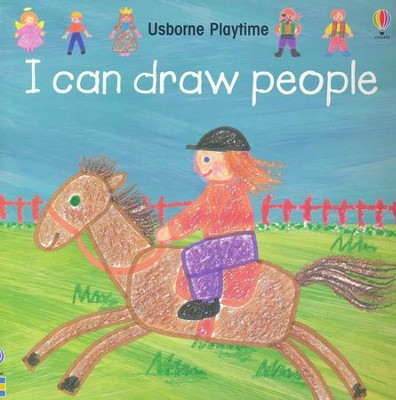 I Can Draw People   -