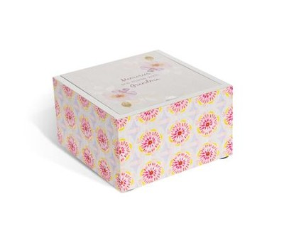 Memories are Made with Grandma Keepsake Box  -