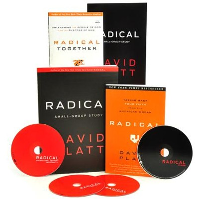 Radical Small Group Study, DVD Leader Kit   -     By: David Platt