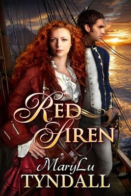 The Red Siren, Charles Towne Belles Series #1   -     By: MaryLu Tyndall