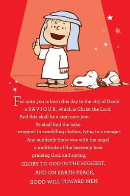 thats what christmas is about peanuts cards box of 18