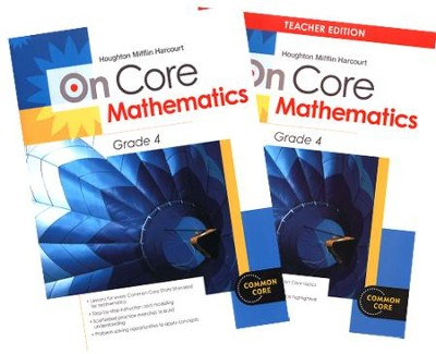 On-Core Mathematics Grade 4 Bundle   -