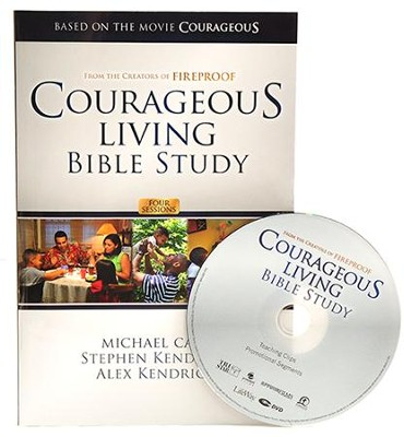 Courageous Living Bible Study Curriculum Kit  -     By: Gowan Dawson