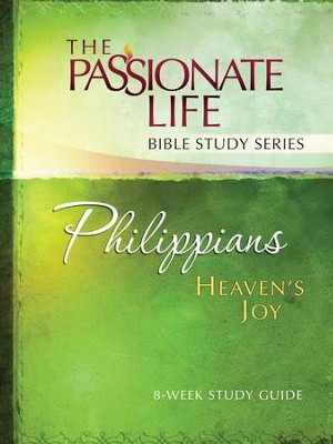 Philippians: Heaven's Joy 8-week Study Guide - eBook  -     By: Brian Simmons
