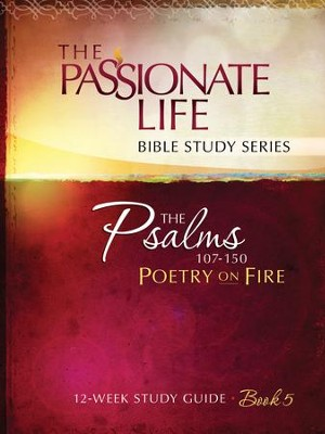 Psalms: Poetry on Fire Book Five 12-week Study Guide - eBook  -     Edited By: Jeremy Bouma     By: Brian Simmons
