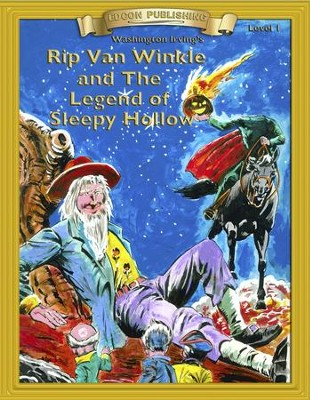 Rip Van Winkle: Easy Reading Adapted & Abridged Classics - eBook  -     By: Washington Irving