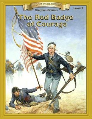 Red Badge of Courage: Easy Reading Adapted & Abridged Classics - eBook  -     By: Stephen Crane