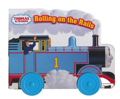 Rolling on the Rails  -     By: Rev. W. Awdry     Illustrated By: Tommy Stubbs