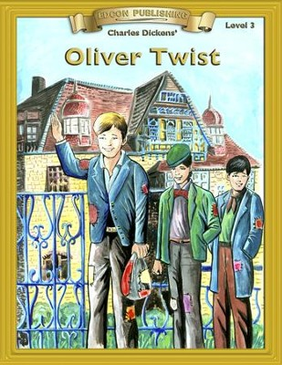 Oliver Twist: Easy Reading Adapted & Abridged Classics - eBook  -     By: Charles Dickens