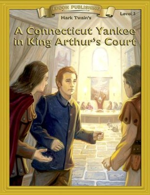 A Connecticut Yankee in King Arthur's Court: Easy Reading Adapted & Abridged Classics - eBook  -     By: Mark Twain