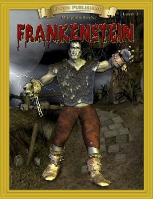 Frankenstein: Easy Reading Adapted & Abridged Classics - eBook  -     By: Mary Shelley