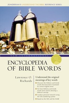 New International Encyclopedia of Bible Words - eBook  -     By: Lawrence O. Richards