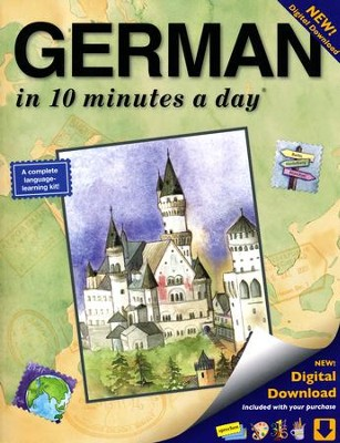 GERMAN in 10 minutes a day ®   -     By: Kristine K. Kershul