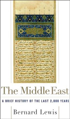 The Middle East - eBook  -     By: Bernard Lewis