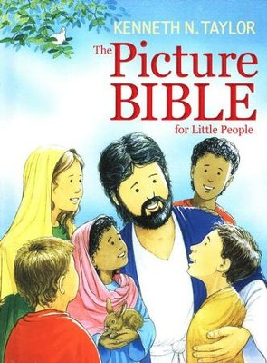 The Picture Bible for Little People   -     By: Kenneth N. Taylor