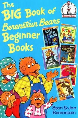 The BIG Book of Berenstain Bears Beginner Books  -     By: Stan Berenstain, Jan Berenstain