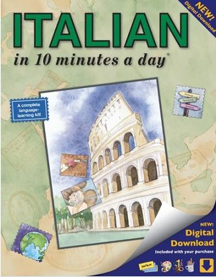ITALIAN in 10 minutes a day ®   -     By: Kristine Kershul