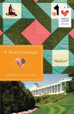 A Grand Design - eBook  -     By: Amber Stockton
